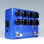"Darkglass Electronics VINTAGE ULTRA v2 with AUX IN ""limited Blue edition"""