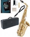 Antigua  ( アンティグア ) エルドン アルトサックス 管楽器 E♭ eldon GL Alto saxophone JAZZ 楽譜 セット 北海道 沖縄 離島不可