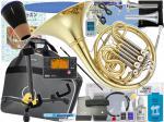 JUPITER  ( ジュピター ) JHR1100DQ フレンチホルン デタッチャブル F/B♭ フルダブル ホルン Full double French horn JHR-1100DQ セット A 北海道 沖縄 離島不可