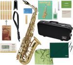 Antigua  ( アンティグア ) アルトサックス スタンダード ラッカー GL 管楽器 E♭ alto saxophone gold セット D 北海道 沖縄 離島不可