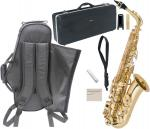 Antigua  ( アンティグア ) エルドン アルトサックス セミハードケース セット 管楽器 管体 ラッカー 楽器 本体 eldon GL Alto saxophone 北海道 沖縄 離島不可