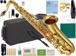 YAMAHA ( ヤマハ ) YTS-62 テナーサックス ラッカー 正規品 日本製 管楽器 Tenor saxophone gold  YTS-62-02 セルマー S90 マウスピース セット E  北海道 沖縄 離島不可