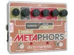 Electro Harmonix ( エレクトロハーモニクス ) Bass Metaphors【ベース用 ディストーション コンプ DI プリアンプ】