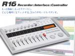 ZOOM ( ズーム ) R16 < Recorder : Interface : Controller>