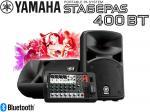 YAMAHA ( ヤマハ ) ケースプレゼント中 ! STAGEPAS400BT ◆ PAシステム ( PAセット )  ・200W+200W  計 400W