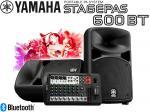 YAMAHA ( ヤマハ ) ケースプレゼント中 ! STAGEPAS600BT ◆ PAシステム ( PAセット ) ・340W+340W 計680W