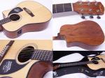 Fender Acoustic ( フェンダー アコースティック ) CD-60CE V2 (NAT) 【新品 特価品 数量限定】