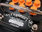 Orange ( オレンジ ) Bax Bangeetar Guitar Pre-EQ / Black