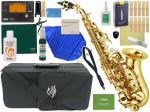 J Michael ( Jマイケル ) SPC-700 カーブドソプラノサックス 新品 soprano saxophone gold 管楽器 ソプラノサックス 本体 SPC700 セット C