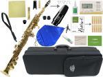J Michael ( Jマイケル ) SP-650 ソプラノサックス 新品 ヤマハマウスピース セット ストレート デタッチャブルネック soprano saxophone 北海道 沖縄 離島不可