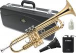 J Michael ( Jマイケル ) TR-200 トランペット サイレントブラス ヤマハ SB7X 管楽器 ラッカー 本体 B♭ Trumpet gold セット F 北海道不可 沖縄不可 離島不可