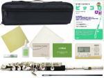 J Michael ( Jマイケル ) ピッコロ 新品 合成 木製素材 Eメカニズム 本体 ケース付き 初心者 フルート持替 おすすめ Jマイケル 管楽器 管理品番 PC-400 セット