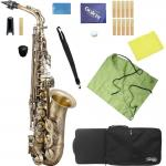Kaerntner ( ケルントナー ) KAL-68AQ アルトサックス 新品 初心者 管楽器 管体 ヴィンテージ風 本体 alto saxophone KAL68AQ セット C 沖縄/離島 同梱不可