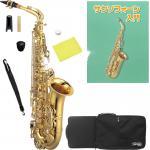Kaerntner ( ケルントナー ) KAL62 アルトサックス 新品 管楽器 サックス 管体 ゴールド アルトサクソフォン 本体 E♭ alto saxophone KAL62 セット E