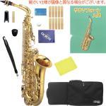 Kaerntner ( ケルントナー ) KAL62 アルトサックス 新品 管楽器 サックス 管体 ゴールド アルトサクソフォン 本体 E♭ alto saxophone   【 KAL62 セット C】