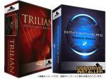 Spectrasonics Trilian × Omnisphere 2 (USB Drive) セット