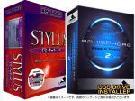Spectrasonics Stylus RMX Xpanded × Omnisphere 2 (USB Drive) セット