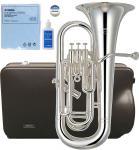 YAMAHA ( ヤマハ ) YEP-621S WEB限定 調整品 ユーフォニアム 銀メッキ 新品 4ピストン 太管 Euphonium 本体 管体 日本製 管楽器 一部送料追加