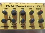 PAS ( ピーエーエス ) Vivid Focus Type.M 【1chアコースティックプリアンプ】