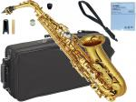YAMAHA ( ヤマハ ) 送料無料 アルトサックス YAS-62 ゴールド 新品 日本製 サックス 管体 E♭ 初心者 スタンダード 管楽器 本体 アルトサクソフォン YAS62 gold YAS-62-03