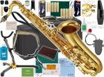 YAMAHA ( ヤマハ ) YTS-62 テナーサックス 新品 日本製 管楽器 サックス 管体 ゴールド 初心者 テナーサクソフォン 正規品 YTS-62-02 【 YTS62 セット A 】