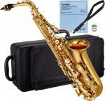 YAMAHA ( ヤマハ ) アルトサックス YAS-280 新品 管楽器 ゴールド 管体 ネック E♭ 本体 初心者 サックス YAS280 alto saxophone アルトサクソフォン