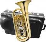 JUPITER  ( ジュピター ) 送料無料 4ピストン ユーフォニアム JEP1000 新品 トップアクション ゴールド クリア ラッカー 楽器 本体 イエローブラス ベル 管楽器
