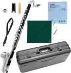 YAMAHA ( ヤマハ ) WEB価格 YCL-221II  バスクラリネット 新規 B♭ 管体 ABS樹脂 Low E♭ キイ 日本製 管楽器 Bass Clarinet YCL-2212 初心者 バスクラ YCL-221-2