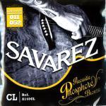 SAVAREZ ( サバレス ) A140CL フォスファーブロンズ/CUSTOM LIGHT 011-052