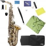 Kaerntner ( ケルントナー ) KAL-68AQ アルトサックス 新品 初心者 管楽器 管体 ヴィンテージ風 本体 alto saxophone KAL68AQ セット B 沖縄/離島 同梱不可