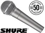 SHURE ( シュア ) SM58-50A SM58の50周年記念数量限定モデル