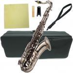 J Michael ( Jマイケル ) TN-1100GM テナーサックス 新品 アウトレット ガンメタリック 管楽器 アンティーク風 gun metal tenor saxophone 北海道 沖縄 離島 同梱 代引き不可
