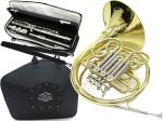 J Michael ( Jマイケル ) FH-850 ホルン 4ロータリー フルダブルホルン F/B♭ フレンチホルン 初心者 ダブルホルン 選べる 管楽器 セット French horn FH850