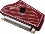 HOHNER ( ホーナー ) ハーポネット 583/20 Harponette C調 アウトレット 10ホールズ ハーモニカ 10穴 木製ボディ 木箱 ブルースハーモニカ オールディーズ デザイン 楽器