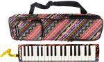 HOHNER ( ホーナー ) メロディカ エアボード37 鍵盤ハーモニカ 37鍵 鍵盤楽器 Airboard 37 本体 ケース 立奏用 吹き口 ホース セット 3オクターブ F3-F6 楽器