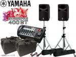 YAMAHA ( ヤマハ ) STAGEPAS400i スピーカースタンド&キャリングケース付きセット (K306S/ペア)  ◆ PAシステム ( PAセット )