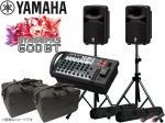 YAMAHA ( ヤマハ ) STAGEPAS600BT スピーカースタンド&キャリングケース付きセット (K306B/ペア)