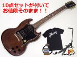Gibson ( ギブソン ) SG FADED 2017 T WORN BROWN #170002567