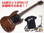 Gibson ( ギブソン ) SG FADED 2017 T WORN BROWN #170041939