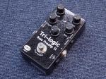 E.W.S. Tri-logic Bass Preamp II < Used / 中古品 > 18VACアダプタ付