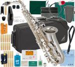 YAMAHA ( ヤマハ ) アルトサックス YAS-62S 銀メッキ 新品 日本製 サックス 管体 E♭ 初心者 スタンダード 管楽器 本体 アルトサクソフォン 【 YAS62S sv set A】