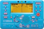 YAMAHA ( ヤマハ ) チューナー + メトロノーム TDM-75DAL アリス 楽器 管楽器 クロマチックチューナー ビート テンポ BPM メトロノームチューナー ふしぎの国のアリス