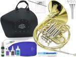 J Michael ( Jマイケル ) 送料無料 FH-850 ホルン + サイレントブラス SB3X + ヤマハ マウスピース セット 4ロータリー F/B♭ フルダブルホルン 管楽器 フレンチホルン  初心者