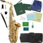 Kaerntner ( ケルントナー ) KAL62 アルトサックス 新品 管楽器 サックス 管体 ゴールド アルトサクソフォン 本体 E♭ alto saxophone   【 KAL62 セット B】
