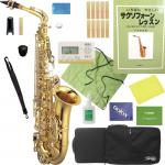 Kaerntner ( ケルントナー ) KAL62 アルトサックス 新品 管楽器 サックス 管体 ゴールド アルトサクソフォン 本体 E♭ alto saxophone   【 KAL62 セット A】