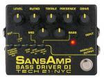 Tech21 ( テック21 ) SansAmp BASS DRIVER DI Ver.II 【サンズアンプ ベースドライバー  】