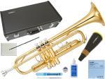 YAMAHA ( ヤマハ ) YTR-2330 トランペット 新品 ゴールド 正規品 管楽器 初心者 B♭ Trumpet gold 楽器 本体 スタンダード 【 YTR2330 セット A】