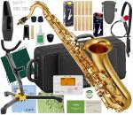 YAMAHA ( ヤマハ ) テナーサックス YTS-380 新品 日本製 管楽器 初心者 サックス 管体 ゴールド スタンダード 本体 テナーサクソフォン 楽器 【 YTS380 セット A】