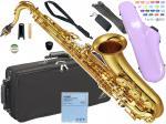 YAMAHA ( ヤマハ ) YTS-62 テナーサックス 新品 日本製 管楽器 サックス 管体 ゴールド 初心者 テナーサクソフォン 正規品 金色 楽器 【 YTS62 セット B 】