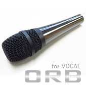 ORB ( オーブ ) CF-3 ◆ ダイナミックマイク Clear Force Microphone premium for VOCAL